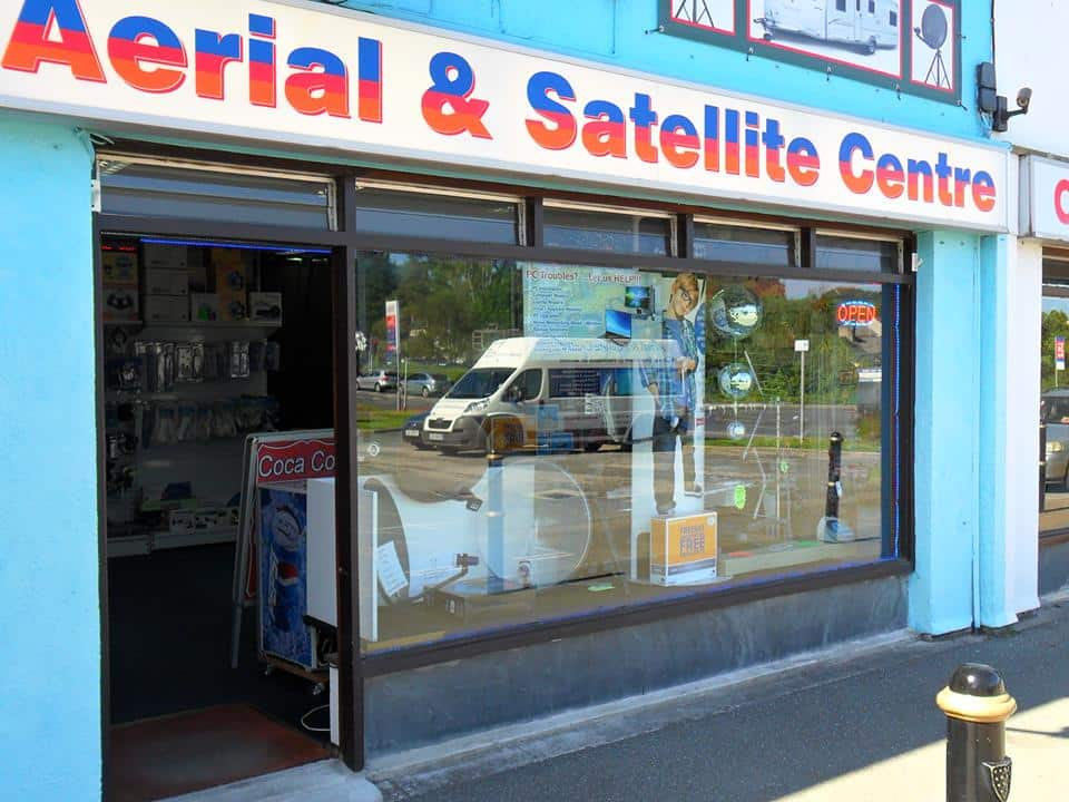 Aerial & Satellite Centre